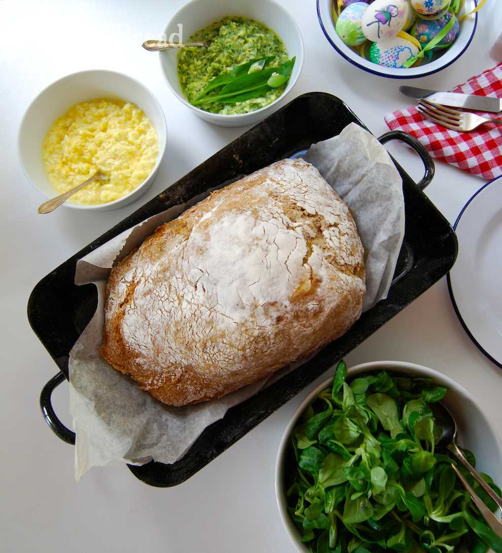 Austrian easter ham with horseradish sauce forumfinder Image collections