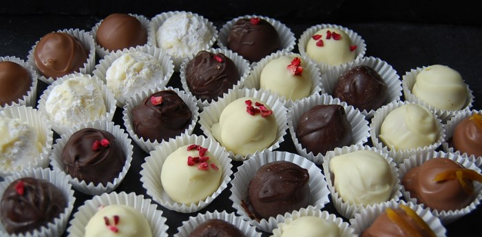 truffles mix
