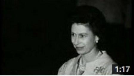 Queen in Langenburg