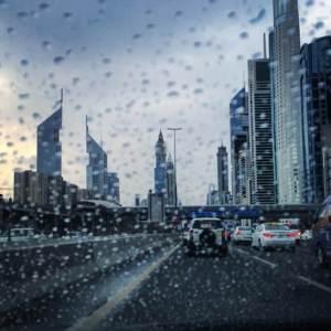 rain in dubai