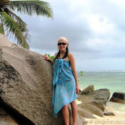 What We Did in La Digue (Seychelles)