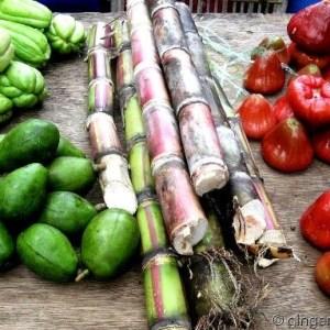 Fruit Market - Mahe, Seychelles