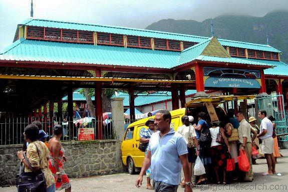 mahe fruit market