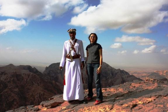 Top of Petra