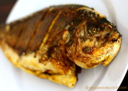 Emirati Fried Fish