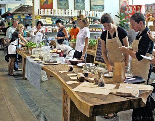 Bumble Box Market at Dubai Garden Centre