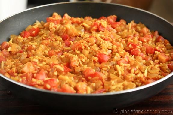 tomato mixture