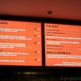 The Burger Joint - Menu
