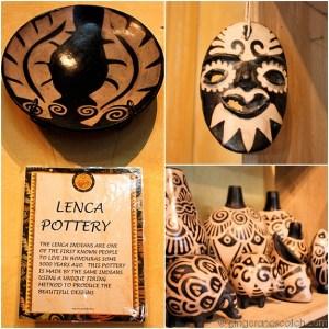 Lenca Pottery