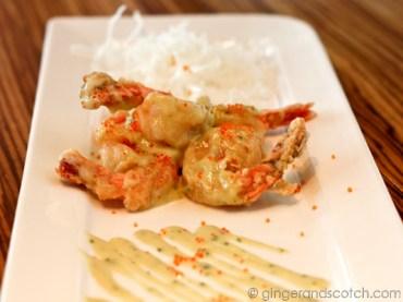 Wasabi Shrimp