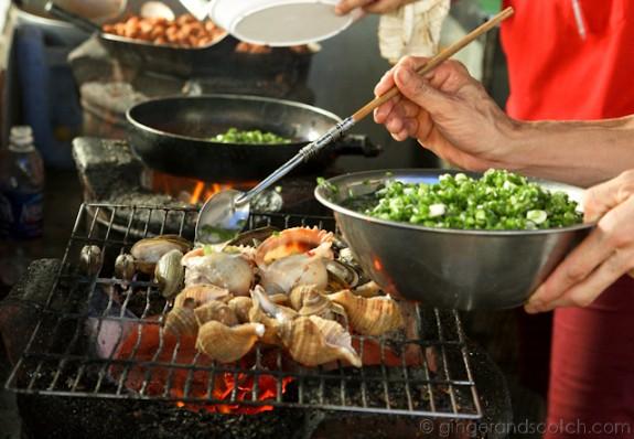 Oc Dao, Saigon