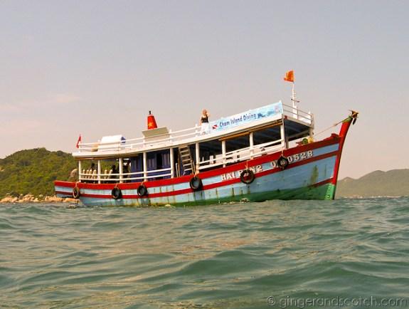 Cham Island Divers