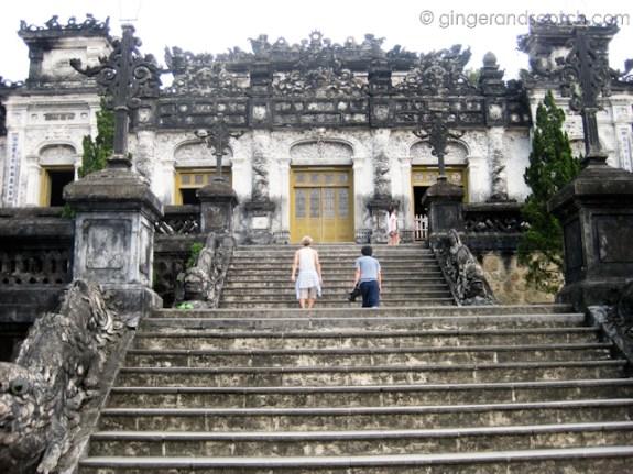 Khai Dinh Tomb 3
