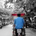 Cyclo Tour around Old Quarter
