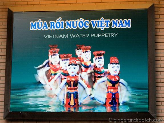 Vietnamese Puppet Theatre Hanoi