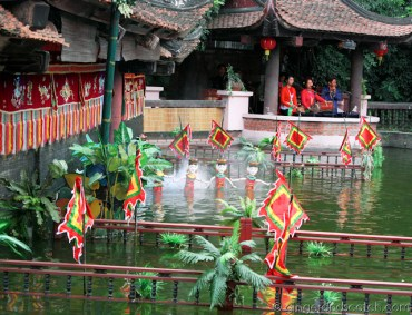 Vietnamese Puppet Theatre Hanoi 2