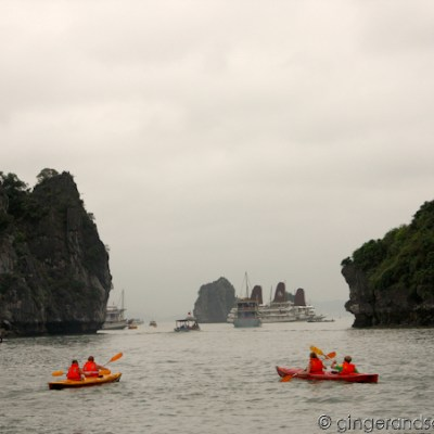 Photo Tour: Halong Bay (Vietnam)