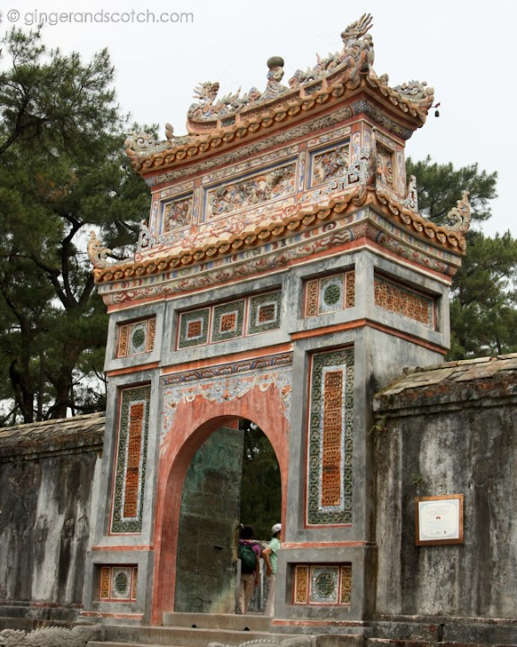 Minh Mang Tomb 1