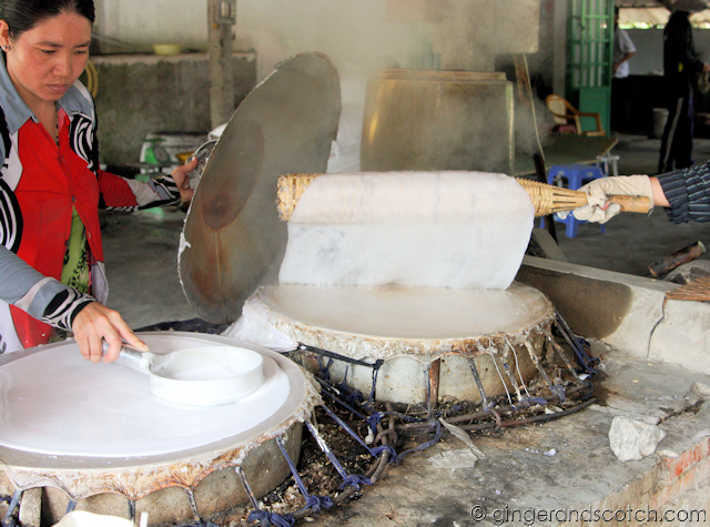 Mekong - rice paper 1