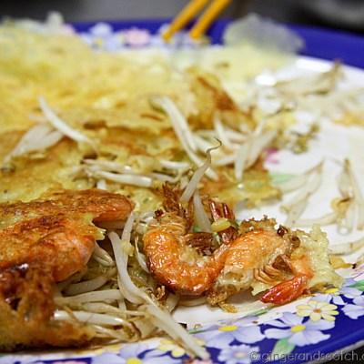 Vietnamese Savory Crepes (Bánh Xèo) – in Saigon
