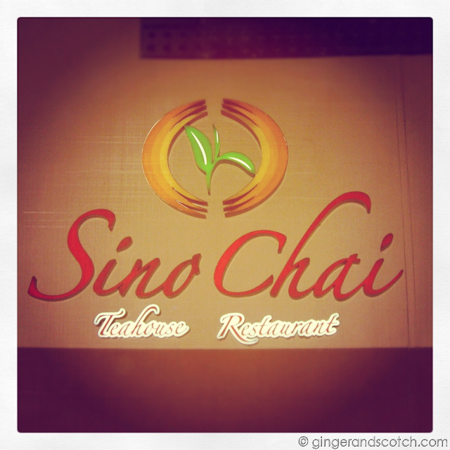 Sino Chai Teahouse and Restaurant - Dubai