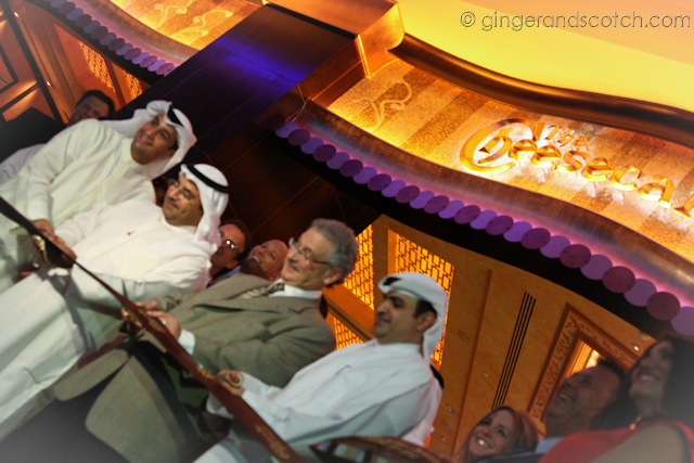 Cheesecake Factory Grand Opening - Dubai Mall
