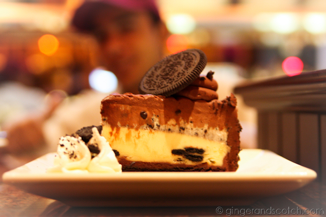 Oreo Dream Extreme @ Cheesecake Factory Dubai
