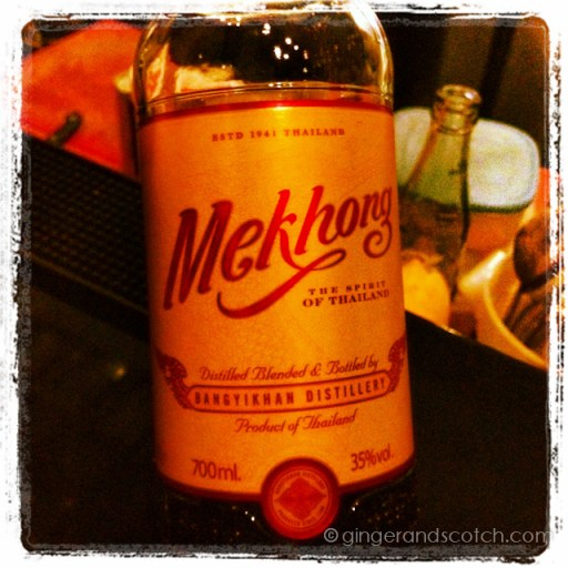Mekhong Thai Whiskey