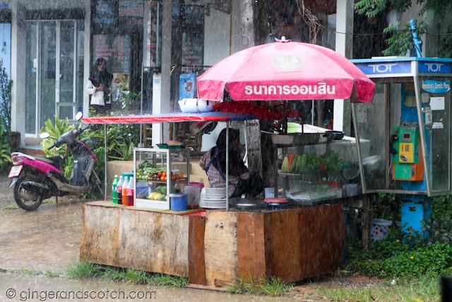 Street Vendor - Koh Lanta, Thailand
