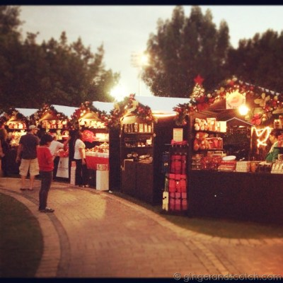 Season's Greetings! (And a Giveaway of the Entertainer – Fine Dining Dubai 2013 )