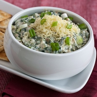 Spinach and Cheese Dip