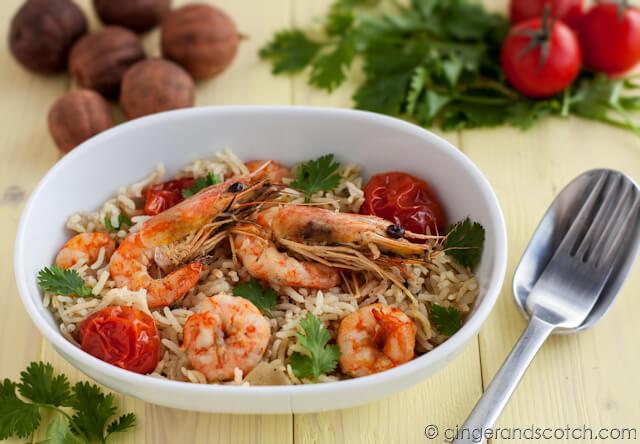 Emirati Shrimp Recipe