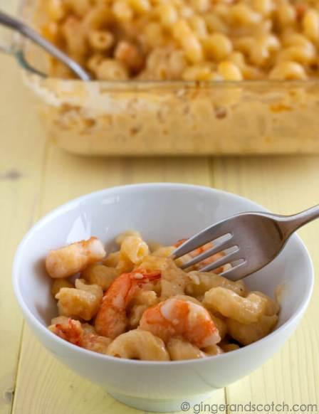 Shrimp Mac and Cheese Recipe