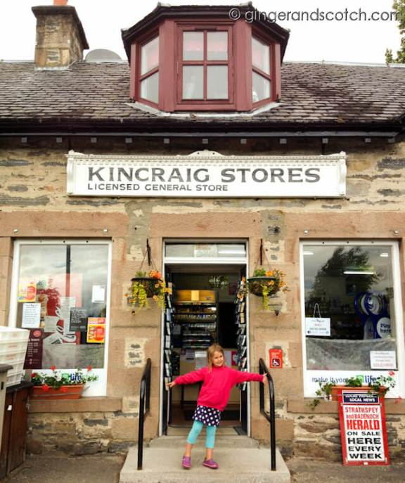 Kincraig General Store