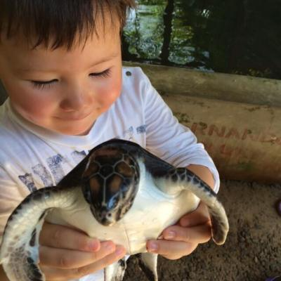 Sri Lanka – Day 2 (Turtle Hatchery and Spice Garden)