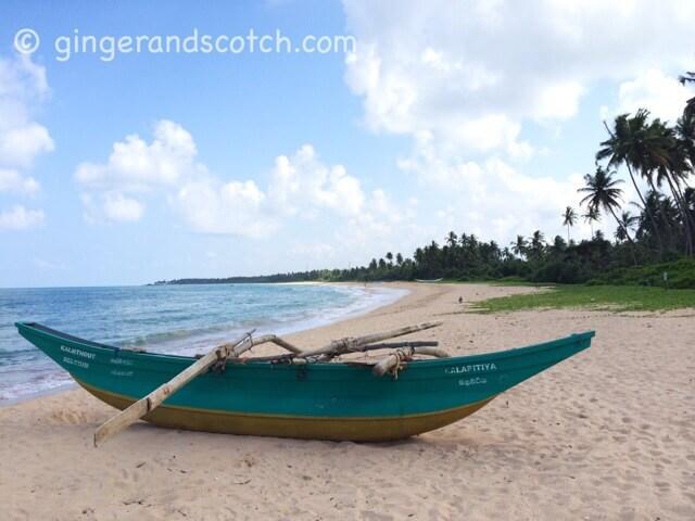 Sri Lanka beach