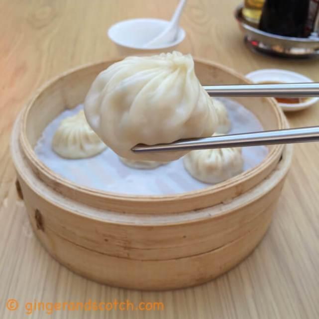 Xiao Long Bao at Din Tai Fung