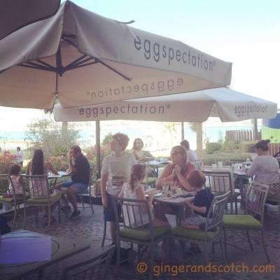 Eggspectation Cafe and Restaurant (The Beach, JBR)