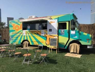 Food Truck Brunch - Emirates Golf Course Dubai