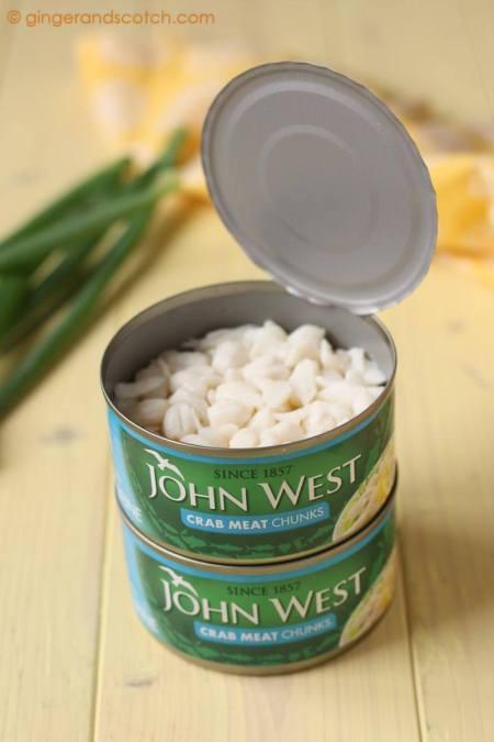 Crab Jalepeno Dip - John West Crab Chunks