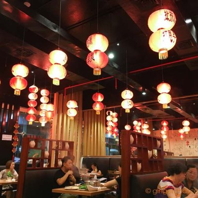 Chinese Hot Pot Adventures in Al Barsha
