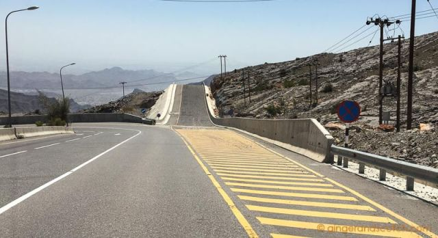 Jabal Al Akhdar escape lane
