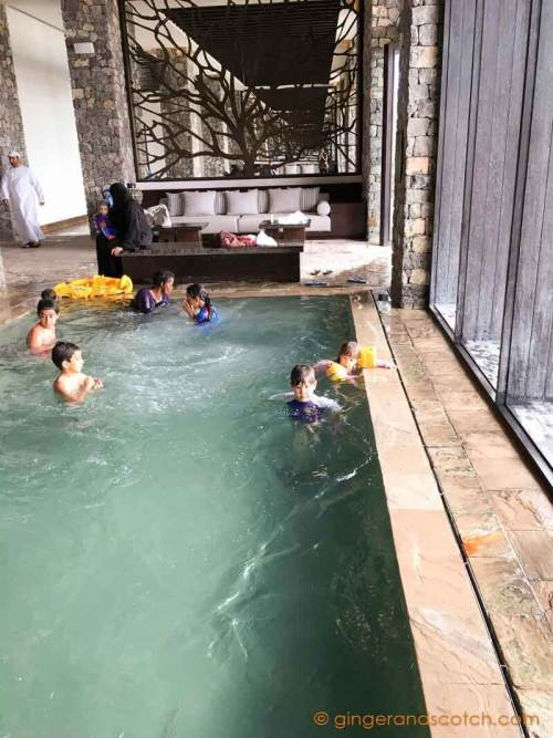 Jabal Al Akhdar-Alila Pool