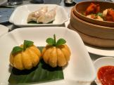 Hakkasan Yum Cha Brunch - Dubai - Wagyu Beef and Mushroom Puff