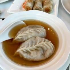 Royal China Dubai - Crab Soup Dumplings