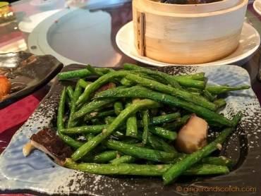 Shang Palace - Sauteed Honey Beans