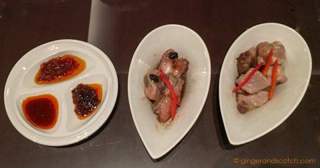 Yuan @ Atlantis Dubai - Pork Spare Ribs