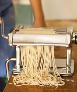 Kids Making Homemade Ramen Noodles From Scratch