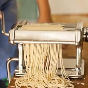 Kids Making Homemade Ramen Noodles From Scratch