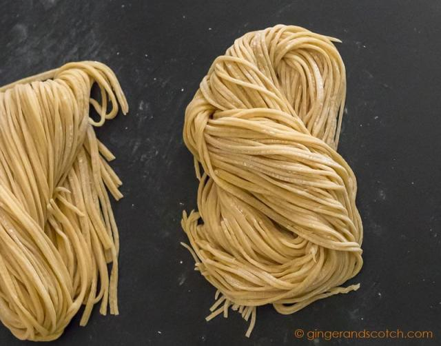 Chinese egg noodles are perfect for wonton soups (any soups!) and stir-fries.